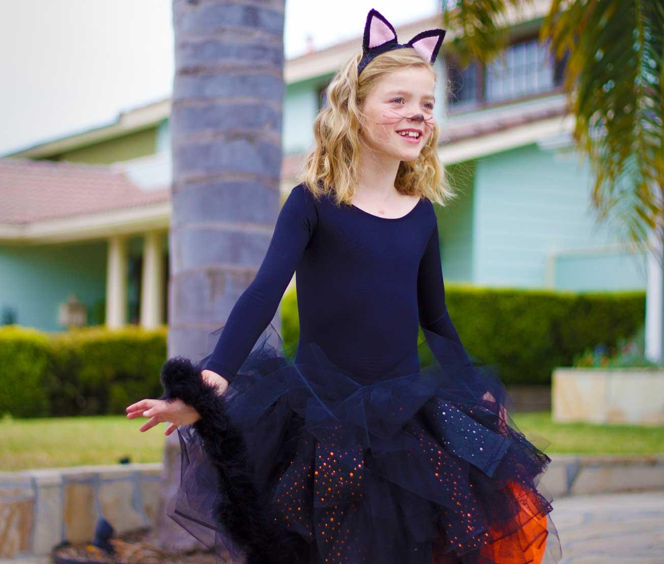No solo diy 35 tutoriales de disfraces para ni os diy - Disfraces de gatos para ninos ...