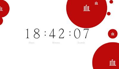 Kizumonogatari countdown