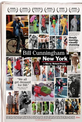 Bill Cunningham New York, documentary, movie, film
