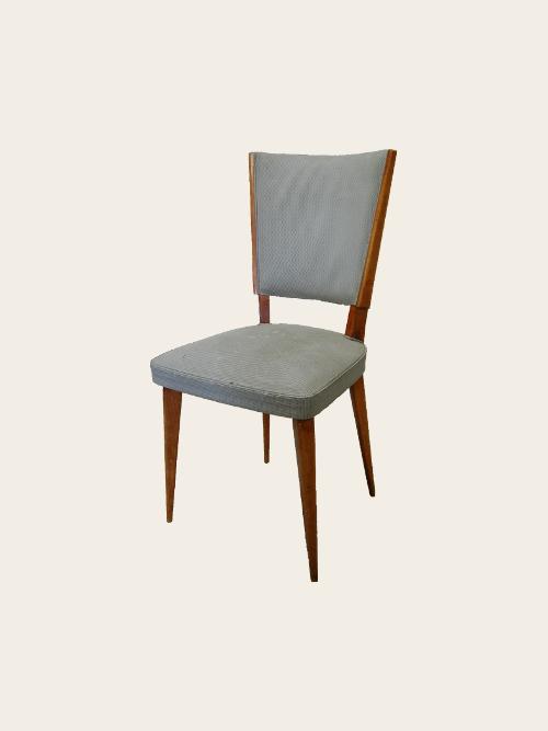 simon jégou, artisan tapissier à nantes: je chine pour vous - Chaise De Cuisine Confortable