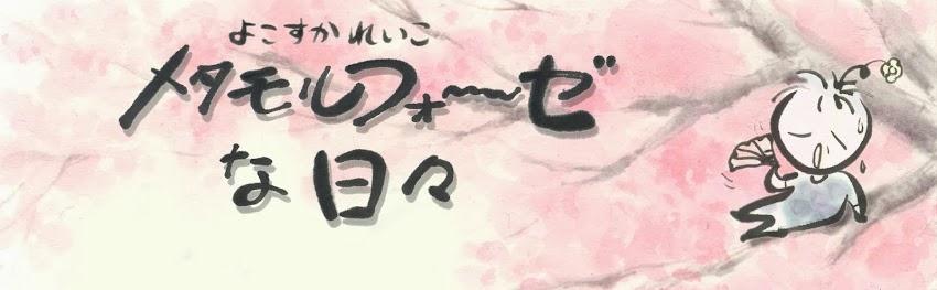 横須賀令子 メタモルフォーゼな日々