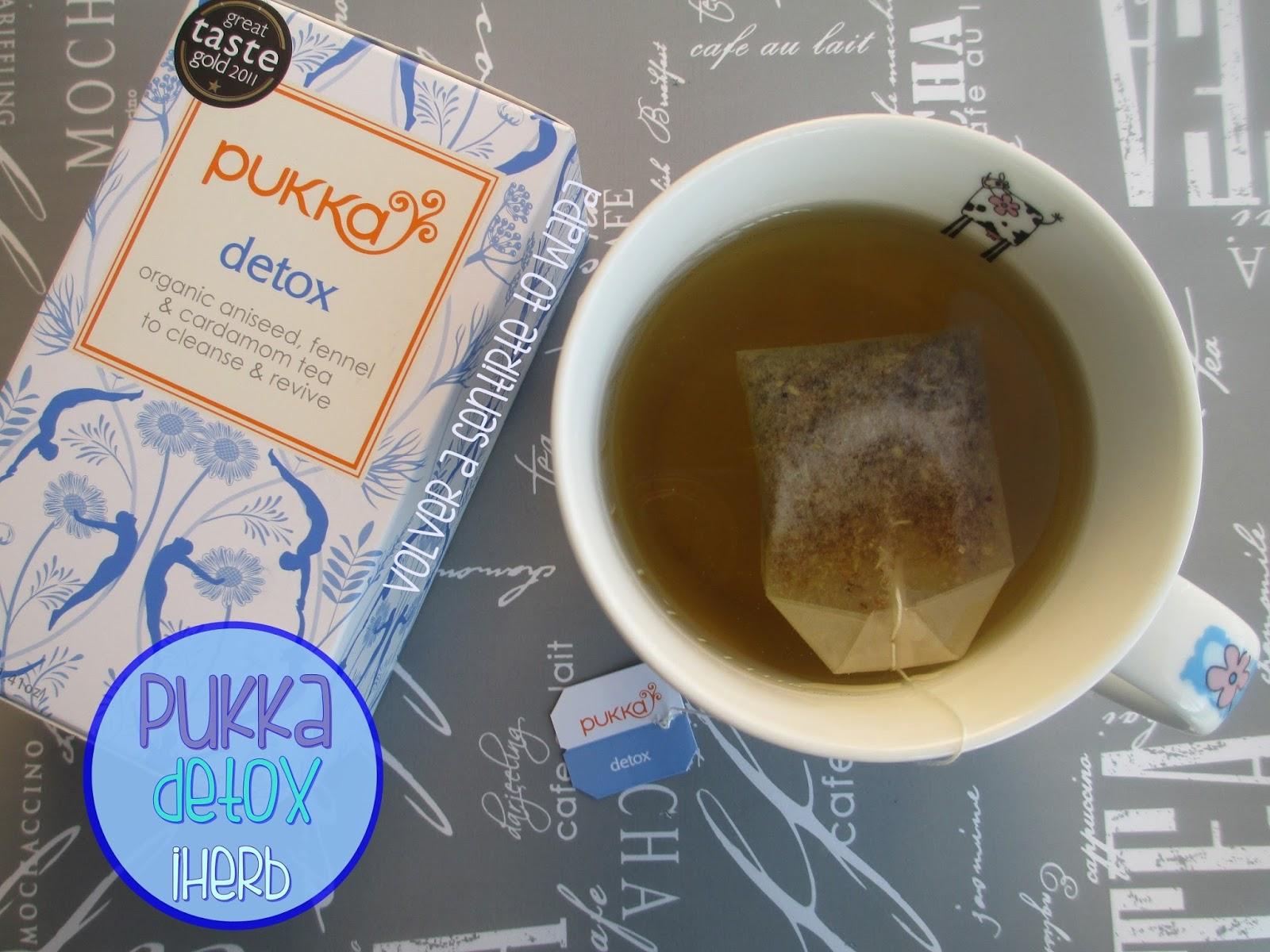 Infusión DETOX de Pukka {iHerb}
