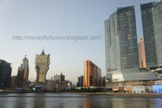 Grand Lisboa and Venetia