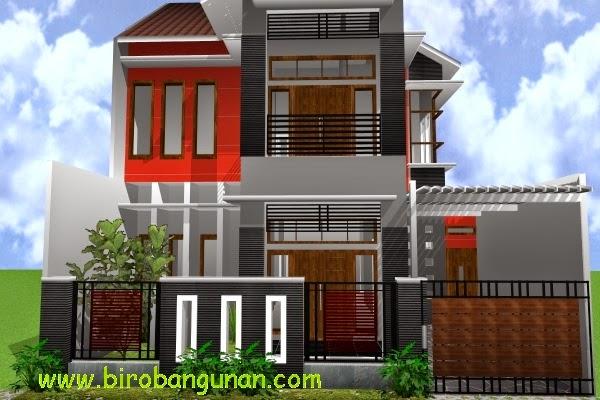 desain rumah minimalis 2 lantai 8 x 15 foto desain rumah