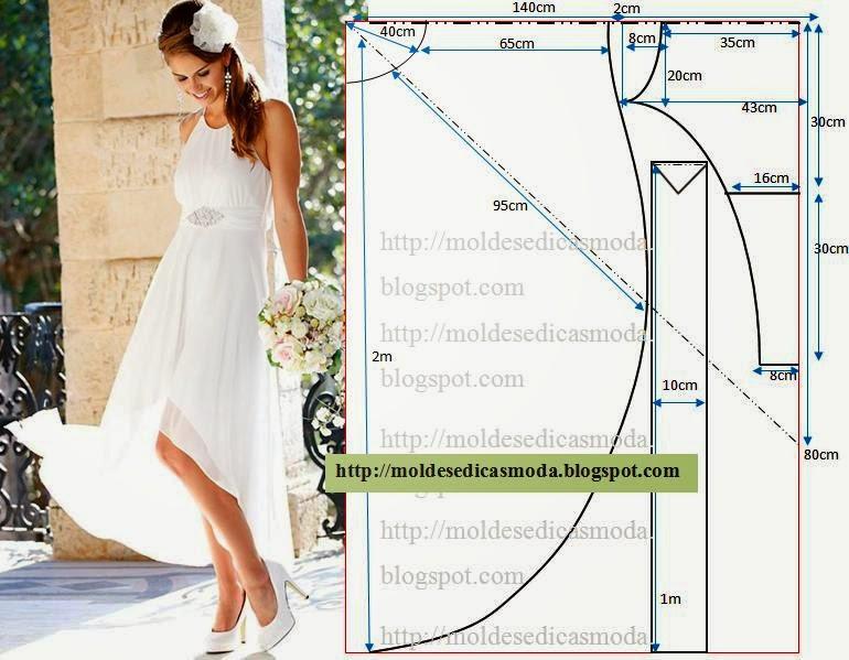 Шьем платье летнее длинное