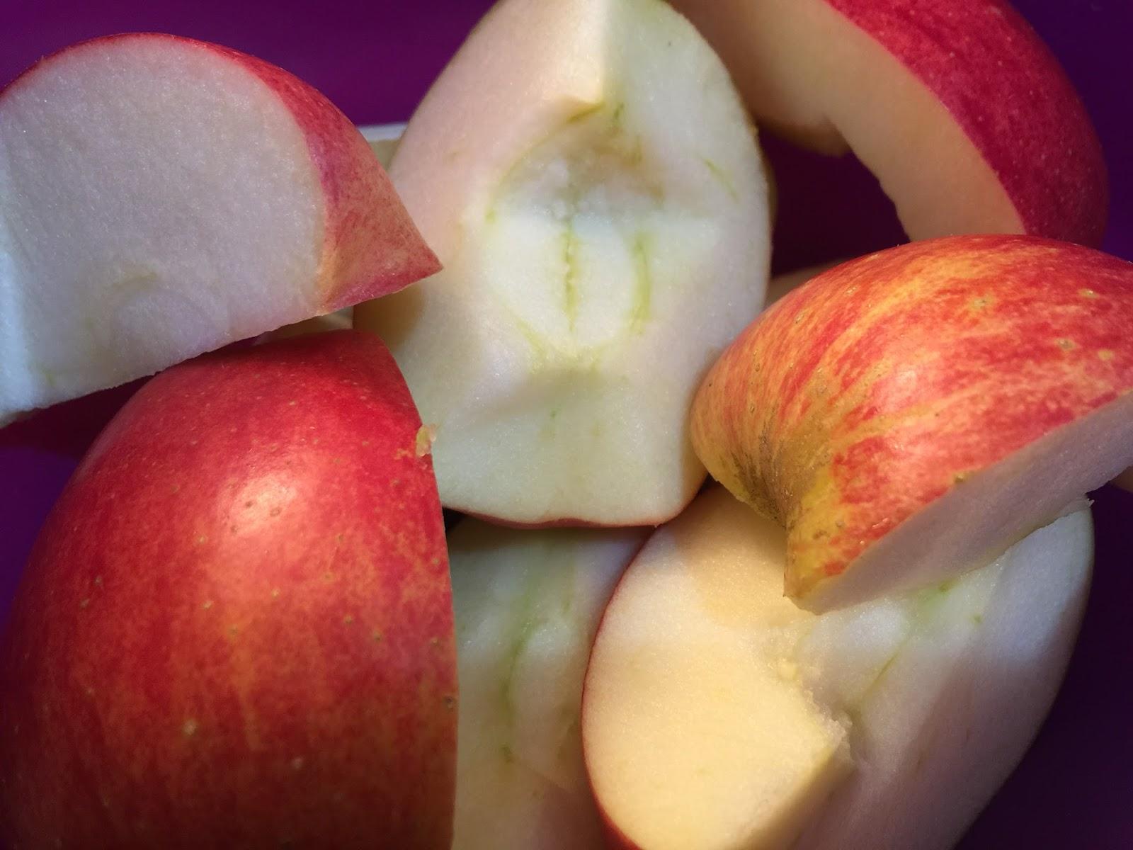 cortamos manzanas