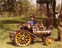 Groningen 1985 Dampfmaschinentreffen - Die Idee meines Onkels Ben Fust
