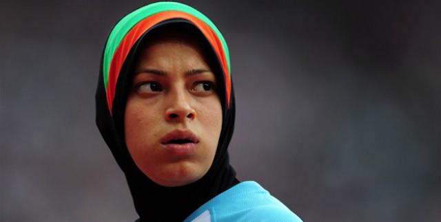 Atlet Muslimah Tercantik di Dunia