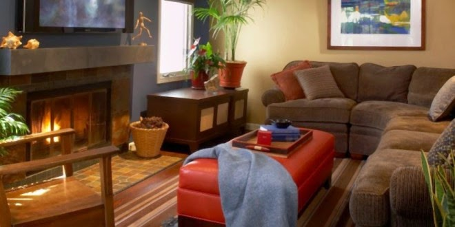 for How to make a cozy living room