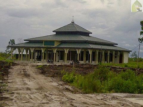 masjid markaz palangka