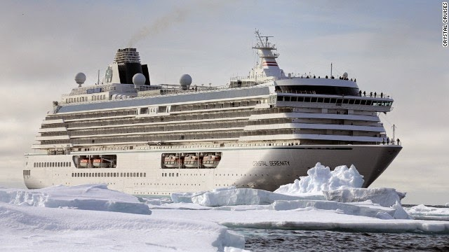 Genting Hong Kong Completes Acquistion Of Crystal Cruises And - Cruise ship promotions