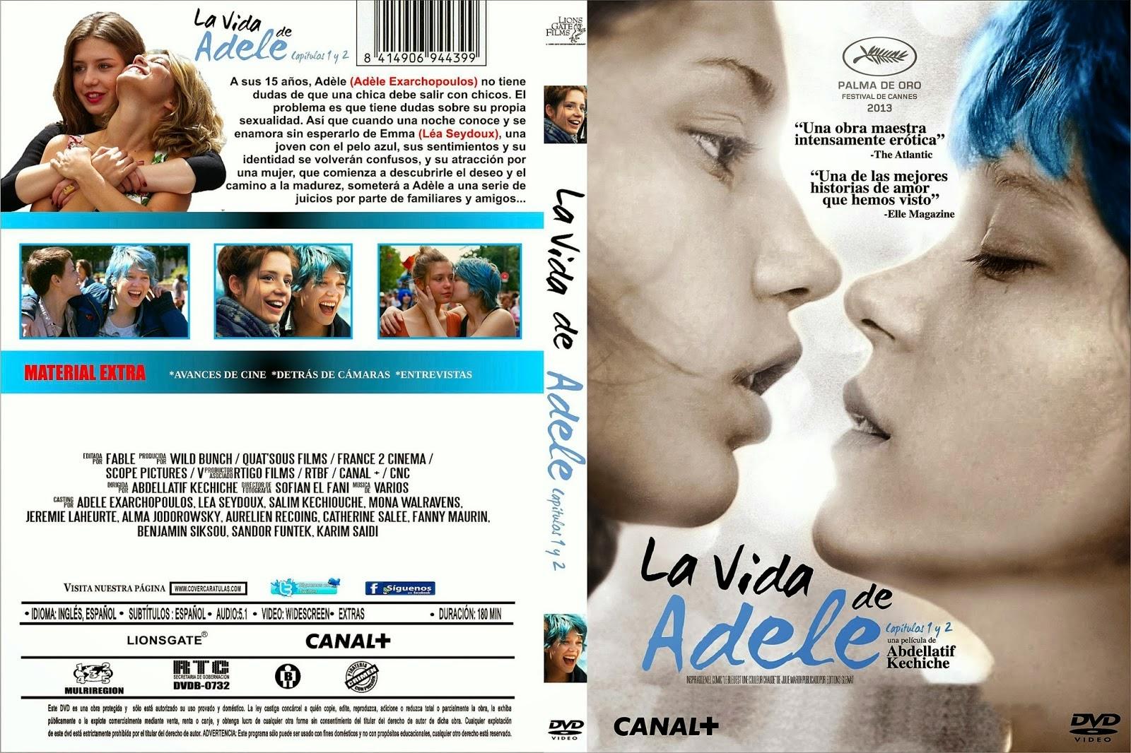 La Vida De Adele DVD