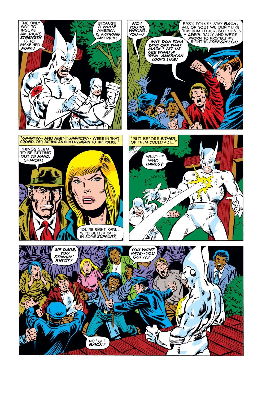 Captain America (1968) Issue #231 #146 - English 15
