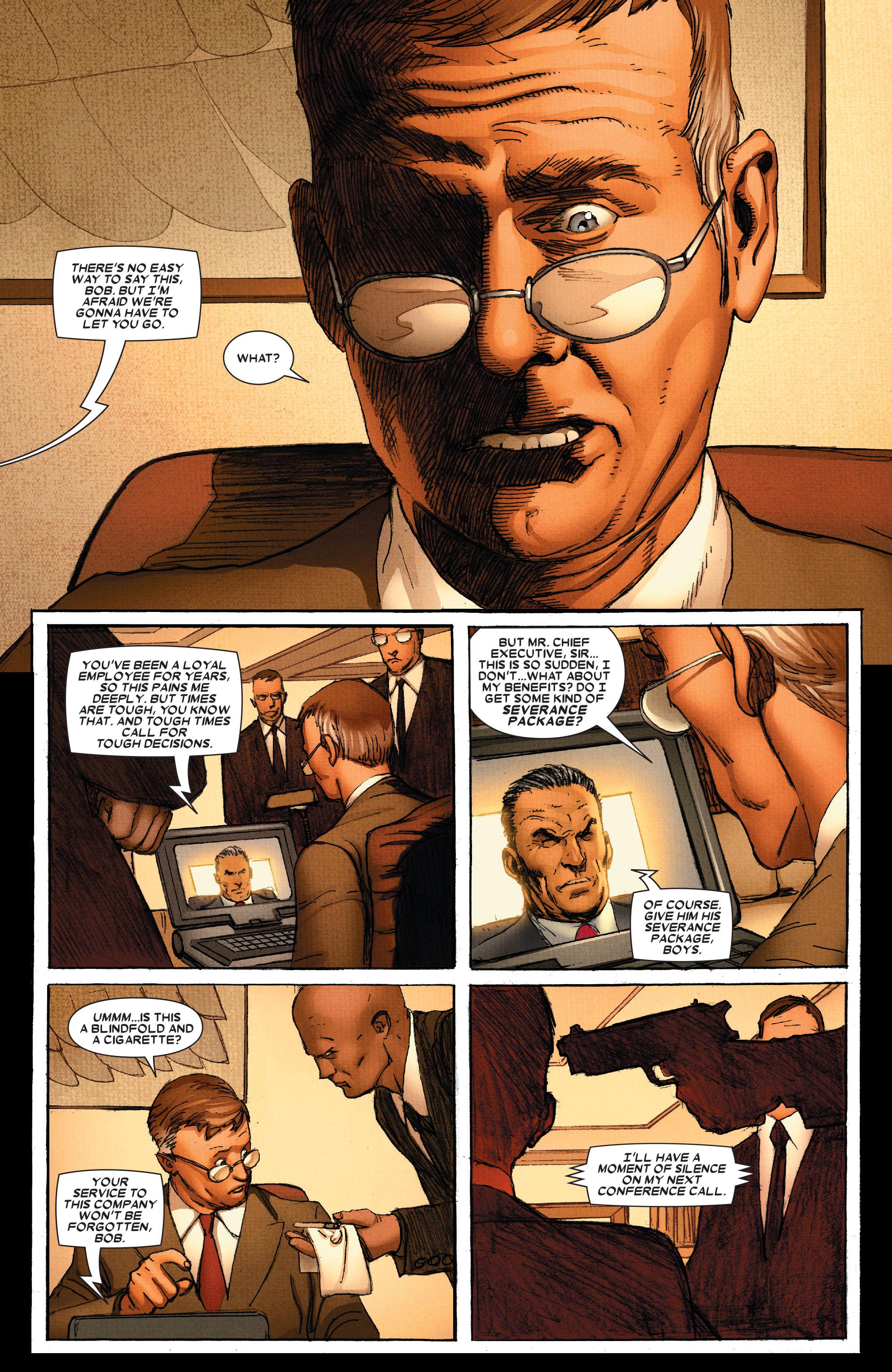 Wolverine: Weapon X #4 #13 - English 3