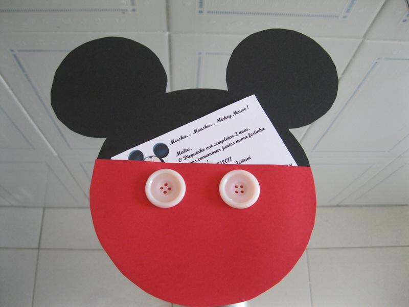 Para Quem Quer Fazer Uma Decora    O   O Tema Mickey