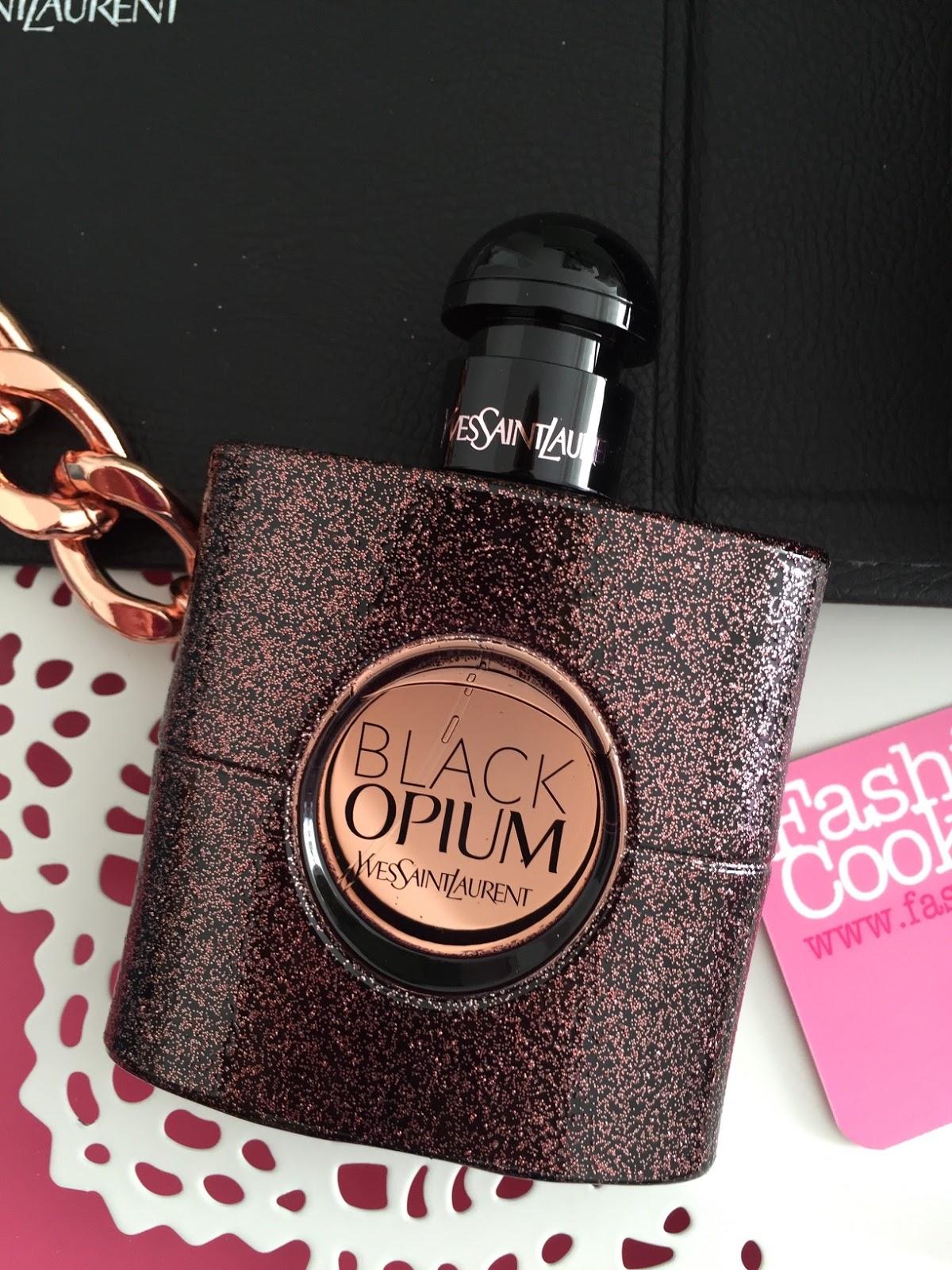 YSL Black Opium Eau de Toilette on Fashion and Cookies fashion and beauty blog
