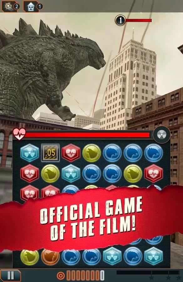 Godzilla - Smash3 v1.0 [Unlocked/Mod]