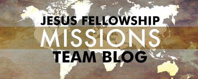 JFB Missions Blog