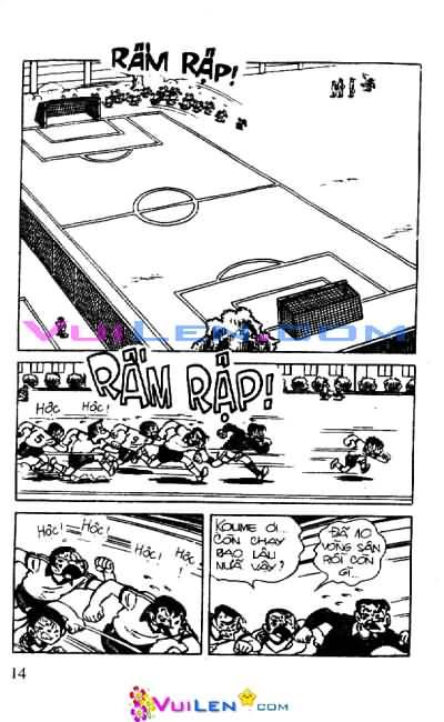 Jindodinho - Đường Dẫn Đến Khung Thành III  Tập 4 page 14 Congtruyen24h