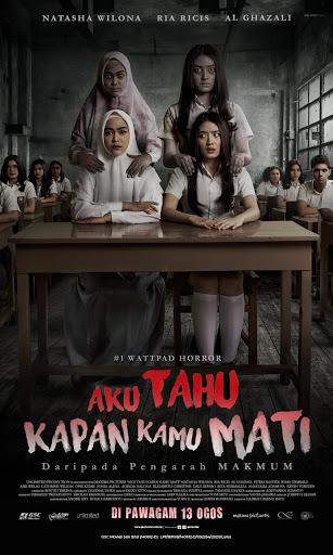 13 OGOS 2020 - AKU TAHU KAPAN KAMU MATI (Indonesia)