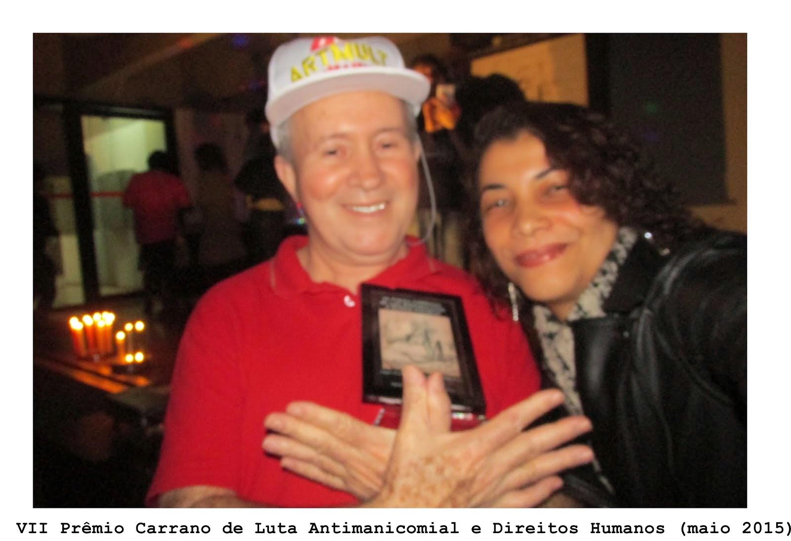 Prêmio Carrano de Luta Antimanicomial e Direitos Humanos