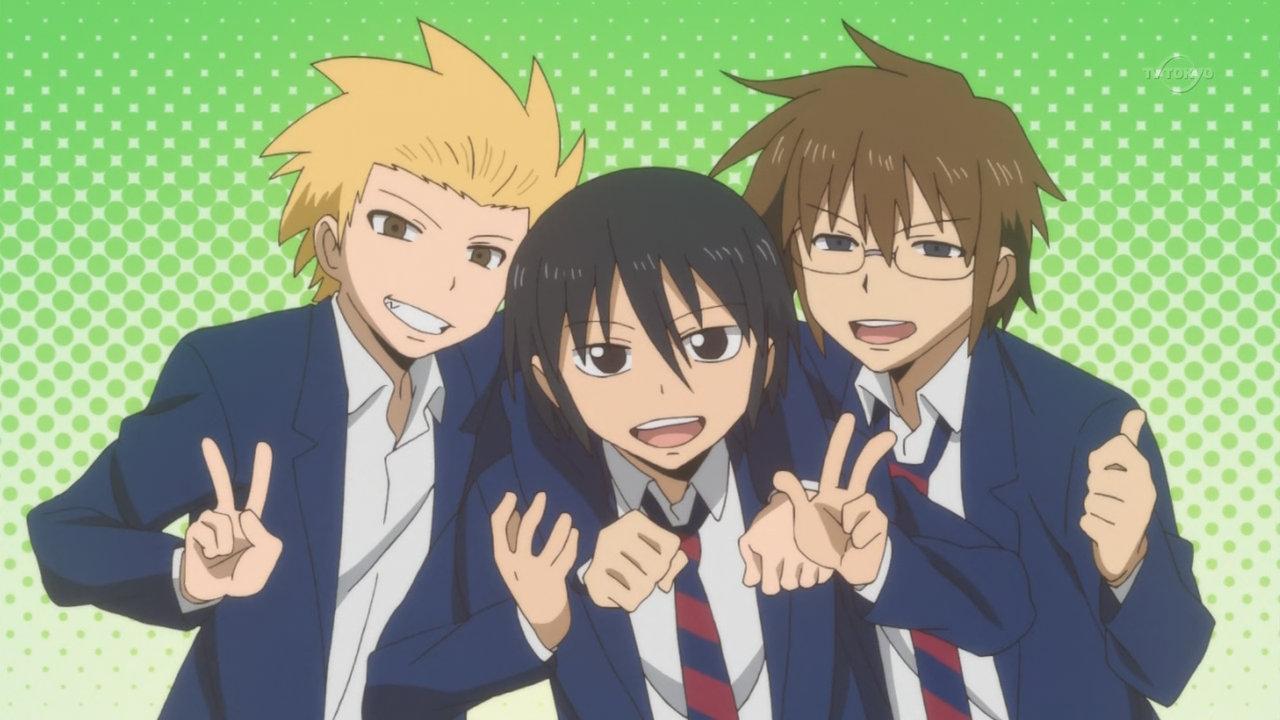 Anime 3 An Idiot