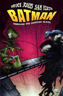 El Caballero Oscuro en cómic
