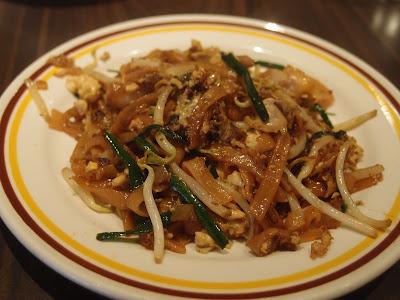 炒鲜蚶粿条