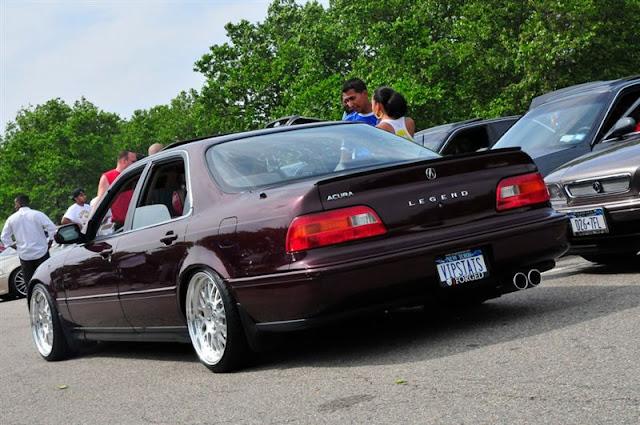 Acura Legend, japońskie sedany, Honda