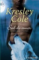 Sed de amor de Kresley Cole