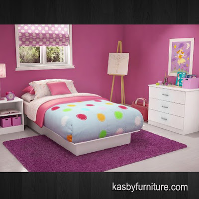 Set Bedroom Anak Minimalis