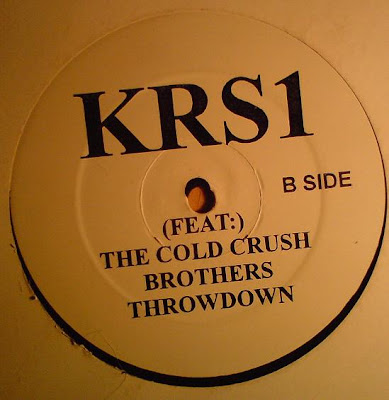 KRS-One – The MC / Throwdown (VLS) (199x) (320 kbps)