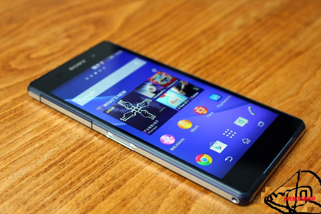 xperia z3 on tables