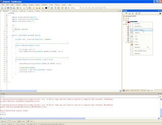 Starling Framework - Подключение к проекту FlashDevelop