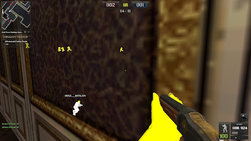 Cheat PB Point Blank Wallhack Charms All Windows Update 4 Juni 2011