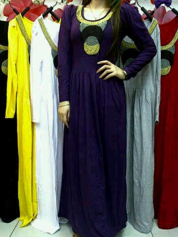 Butik Keizza Gamis  Maxi Dress
