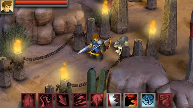 Battleheart Legacy 1.2.5 MOD APK screenshot