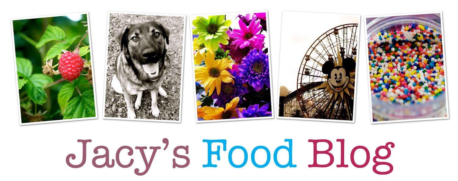 Jacy's Food Blog