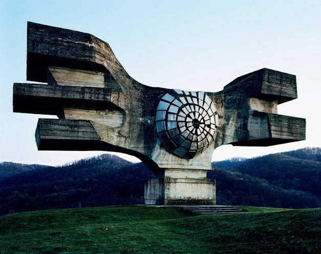 World War II monuments and memorials in Yugoslavia