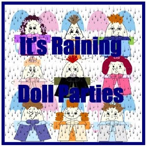 My Newest Website - It's Raining Doll Parties