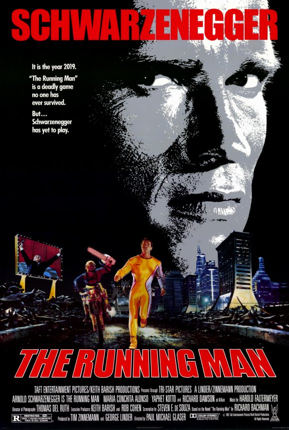 We Hate Movies: Episode 118 - The Running Man