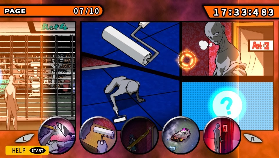 Danganronpa Execution scene videos