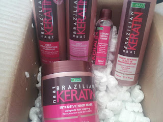 NuNAAT Brazilian Keratin Review