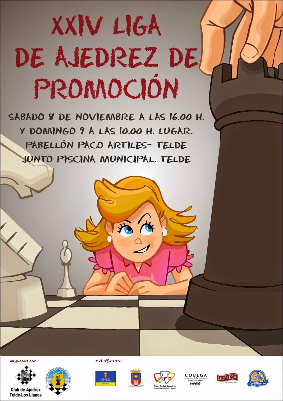 Telde fue la fiesta del ajedrez insular de promoción
