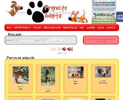 El Proyecto Adopta