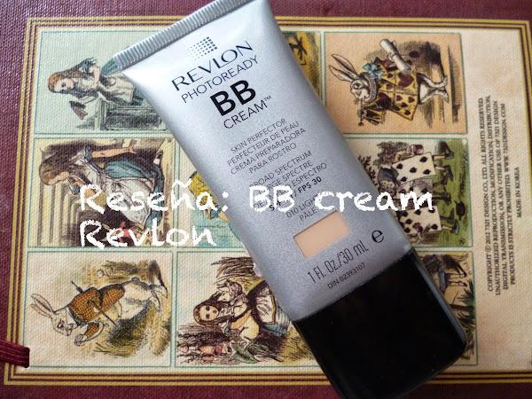 Reseña: Photoready BB cream de Revlon