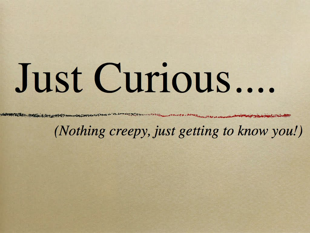 Curiosity Quotes Little Catholic Bubble Just Curious Favorite Saint Quote