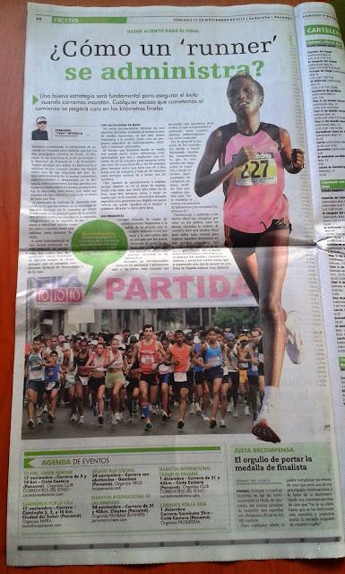 Marathon Pace