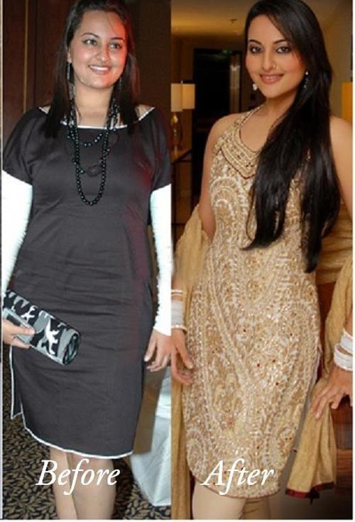 Sonakshi Sinha Original Pic Before Weight Loss | Super Photos