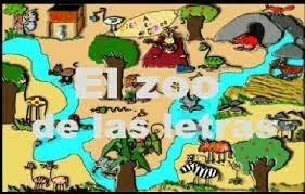 EL ZOO DE LAS LETRAS